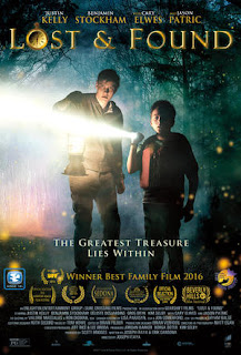 Lost and Found 2017 DVD and Blu ray Release Date