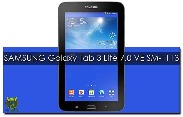 S.W Update T113XXS0AQC2 | Samsung Galaxy Tab 3 Lite SM-T113