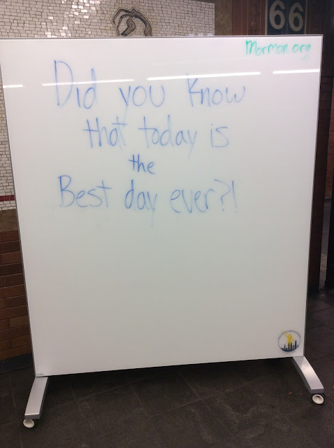 """Did You Know Today Is The Best Day Ever?"""