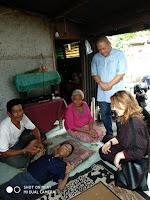 <b>HBK Prihatin Melihat Kondisi Penderita Polio</b>