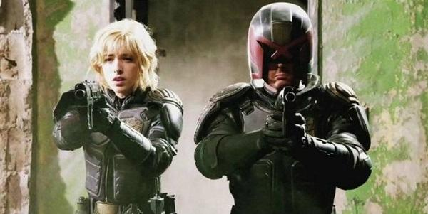 Tons Of New Pics Released From Dredd 3D