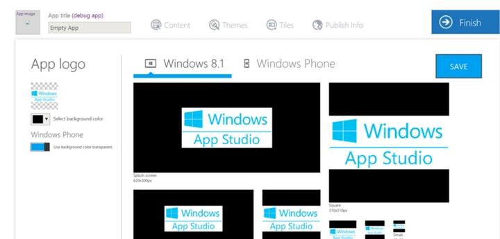 Windows App Studio Dejará de Funcionar a Final De Año