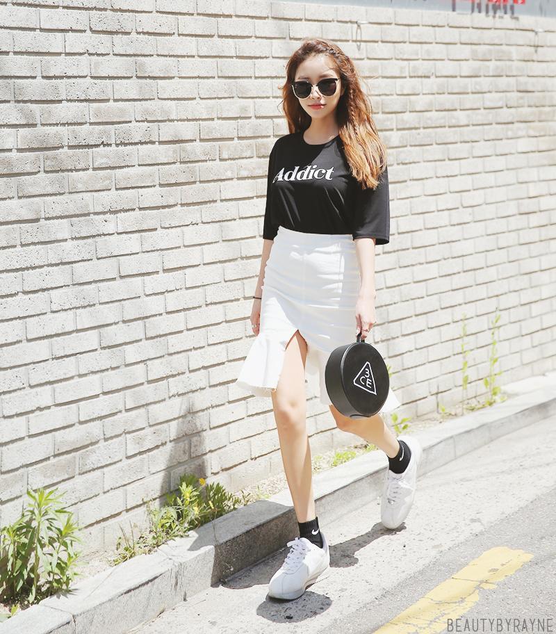 Korean summer fashion inspiration