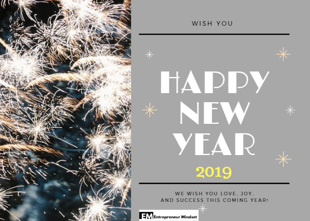 This image is all about Happy New year 2019 wishes| Shayari |facebook|whatsapp 2019|status 2019|message