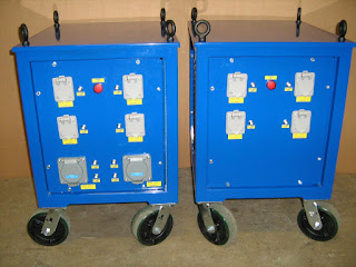 Portable Auxiliary Power Boxes (PAPB)