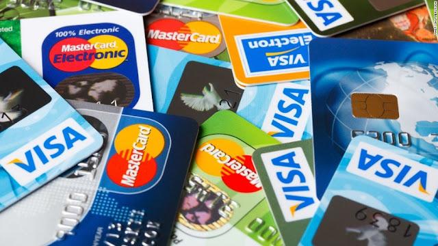 Como levar dinheiro para Calgary - Cartão de crédito