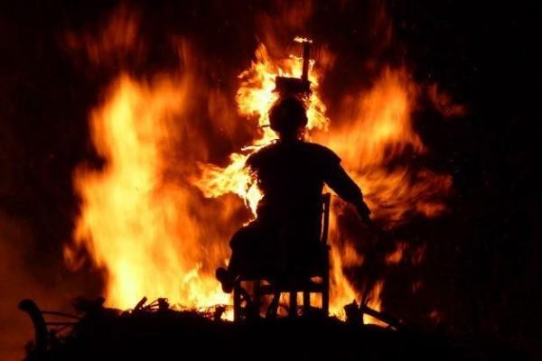 Tahap Menyakitkan Ini Akan Kamu Rasakan Saat Mati Terbakar Ngeri