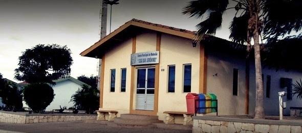 Maturéia1 - Câmara Municipal de Matureia PB