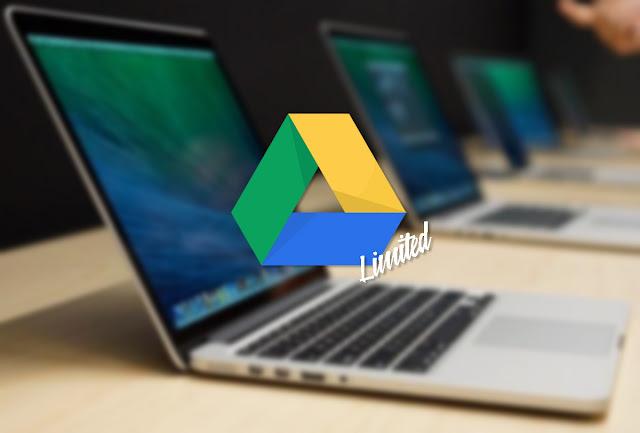 Cara Mengatasi Download Limited pada Google Drive
