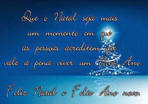 Frases De Feliz Natal E Próspero Ano Novo