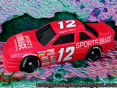 Clifford Allison #12 Sports Image Racing Champions 1/64 NASCAR diecast blog 1992 1994 BGN ARCA Bobby