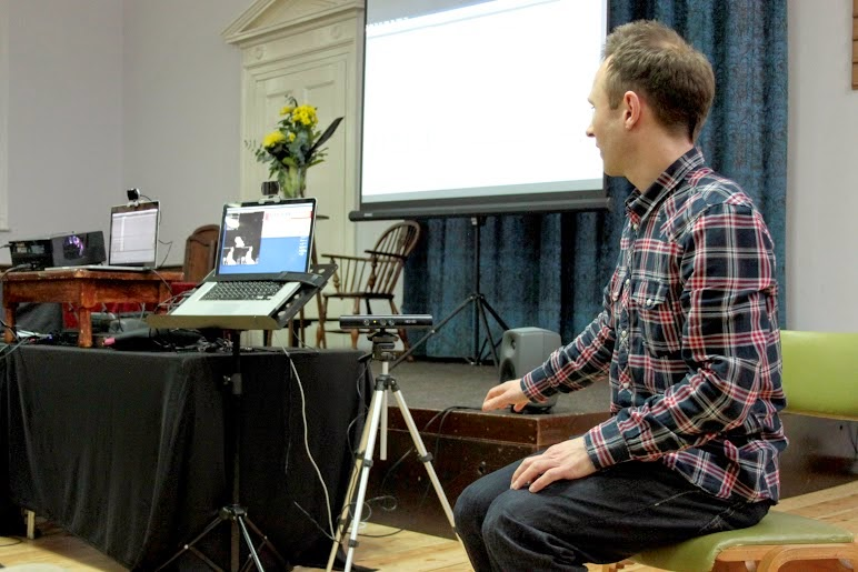 Music for Curious Minds at the Brighton Science Festival 2015 by Annabelle Spender