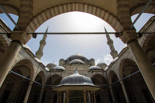 Moschea Shezade Istanbul