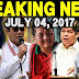 BREAKING NEWS TODAY JULY 04 2018 P DUTERTE l MAYOR HALILI l MAYOR BOTE l SEN PANGILINAN l VILLANUEVA