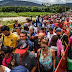 Llegada masiva de venezolanos desborda a autoridades colombianas