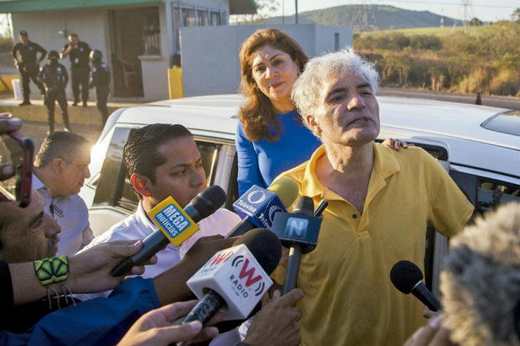 """""""No queremos guerra, todos somos autodefensas"""": Mireles en Morelos"""