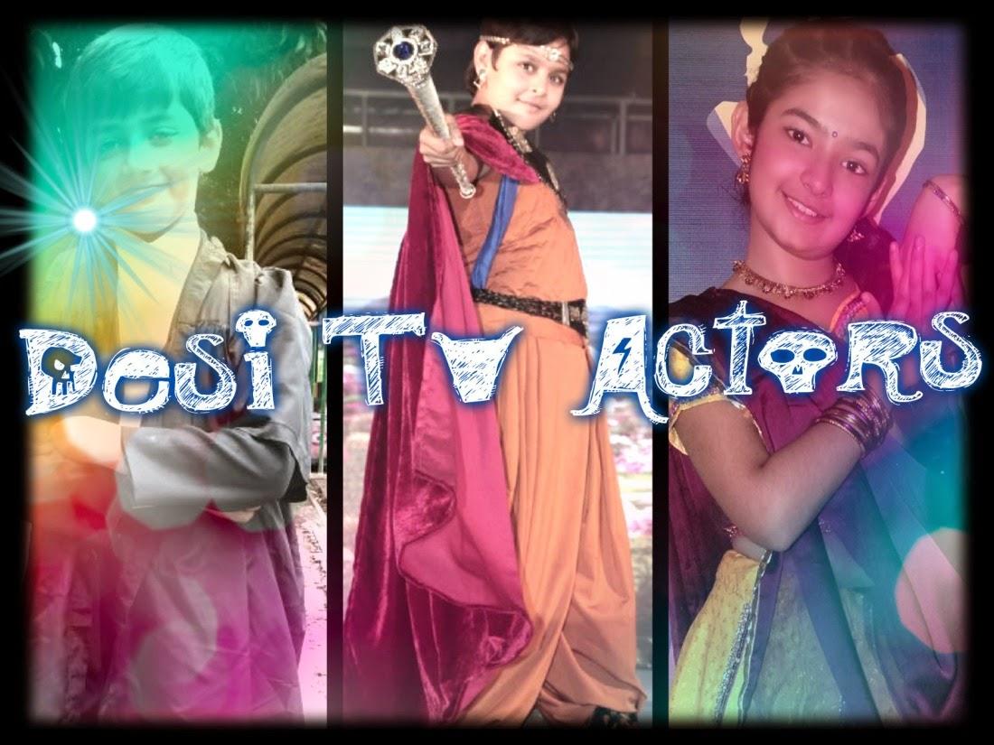 Indian Child Actors