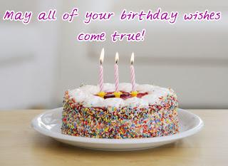 girlfriend happy birthday cake