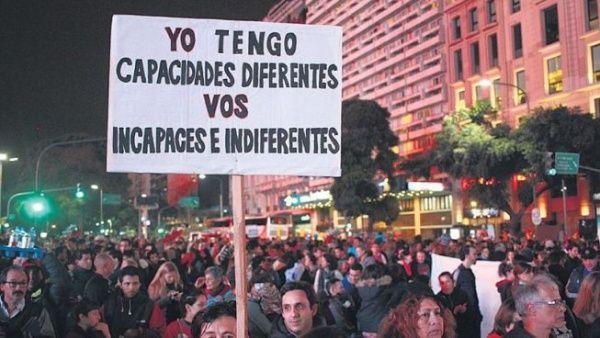 Gobierno de Macri frena restitución de pensiones