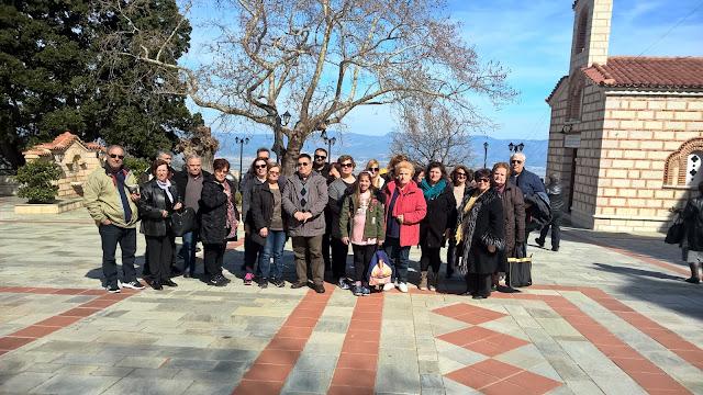 Εκδρομή στην Παύλιανη και Μονή Δαμάστας από το Σύλλογο Ζωφριάς
