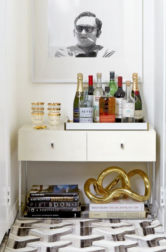 Anatomy of a Stylish Home Bar and The Accessories You Need |