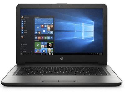 HP 14-AR002TU Notebook
