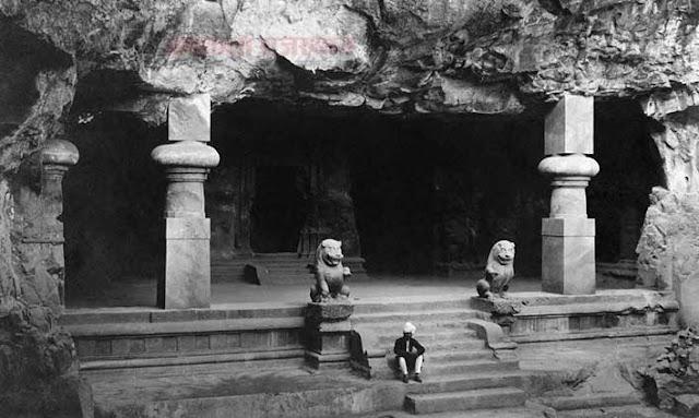 भारत की गुफाओं का रहस्य