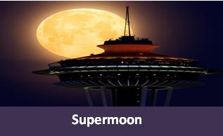 Apa yang dimaksud dengan Supermoon