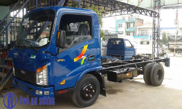 40152292 305947993533002 8288047259229093888 n Bán trả góp xe tải Veam VT252 1 | Xe tải Veam 2T4 Thùng 4m2