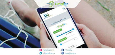 Mobile App Tunaiku