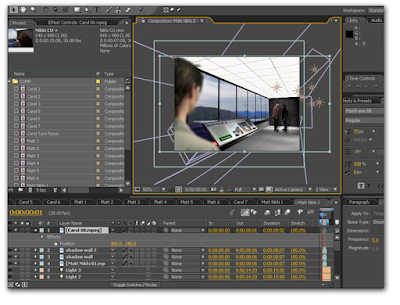 Software Editing Film Terbaik Saat Ini | Adobe After Effects