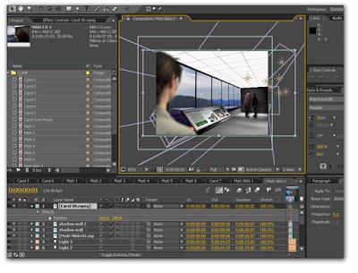 Software Editing Film Terbaik Saat Ini | Adobe After Effects