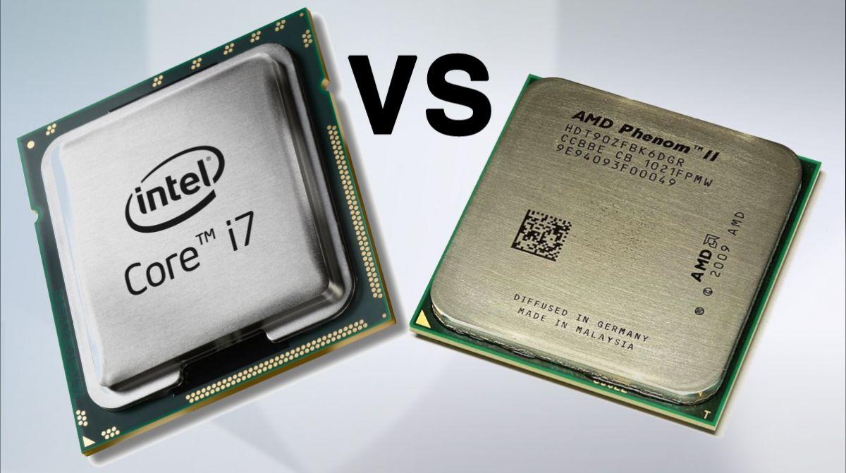 Intel Processors Vs AMD Processors | Kon Sa Processor Badhiya Hai ...
