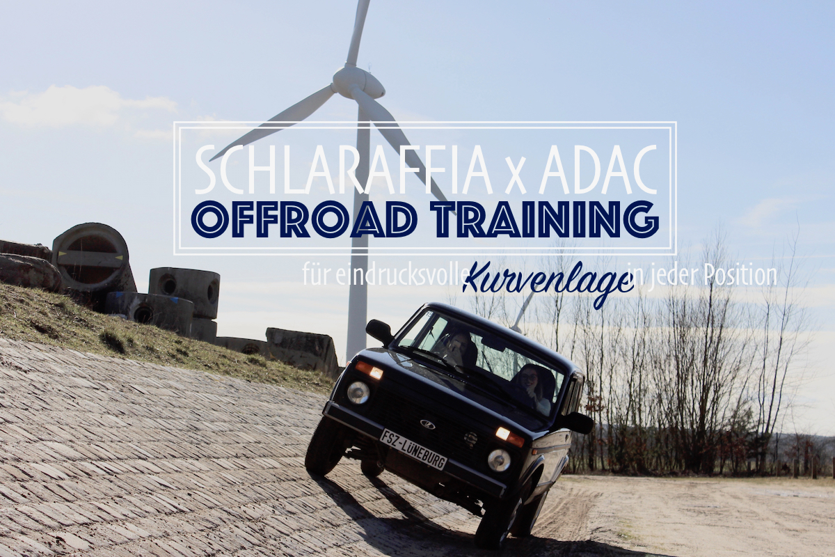 Offroad Schnupperkurs Training ADAC Schlaraffia comFEEL plus Event