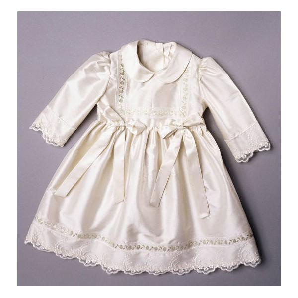 bb4bdcf3c5 Online varroda: Álomszép keresztelő ruha (alkalmi ruha) babáknak