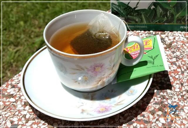 Chá Verde para eliminar excessos de líquidos e peso!
