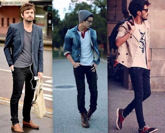 A historia da Calça justa moda Skinny masculina | Blog Calitta Brasil