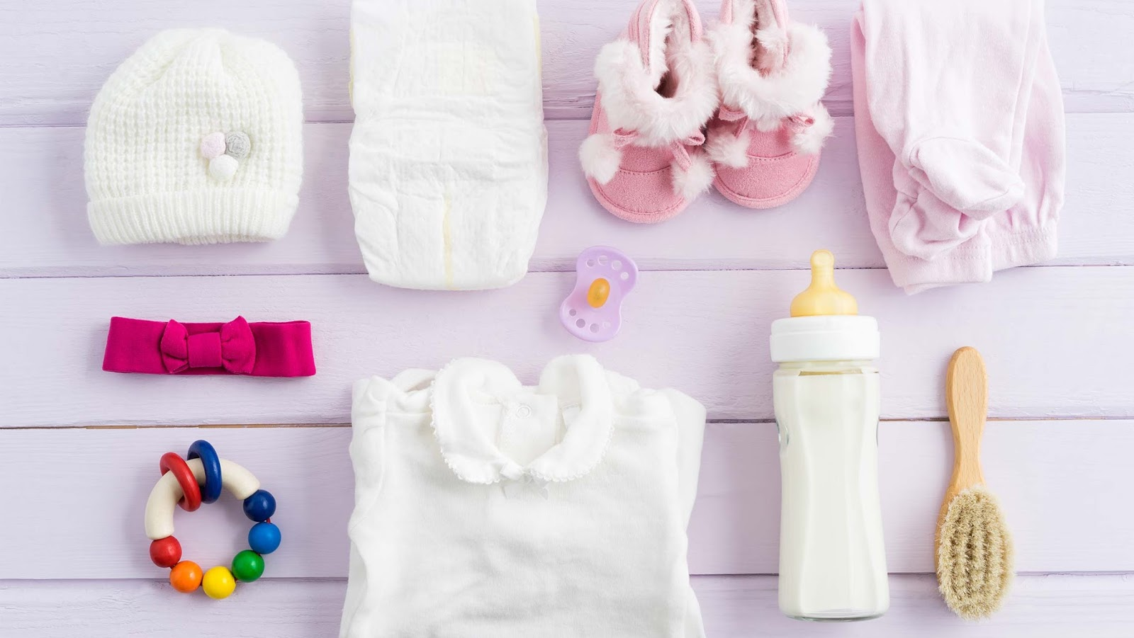 checkliste baby erstausstattung beauty mami. Black Bedroom Furniture Sets. Home Design Ideas