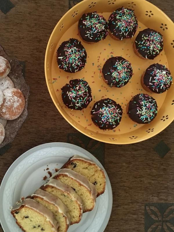 Vanilla-Chocolate Marbled Bundt Cake recipe: A basic cake recipe | Ioanna's Notebook