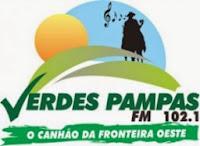 Rádio Verdes Pampas FM de Santiago RS ao vivo