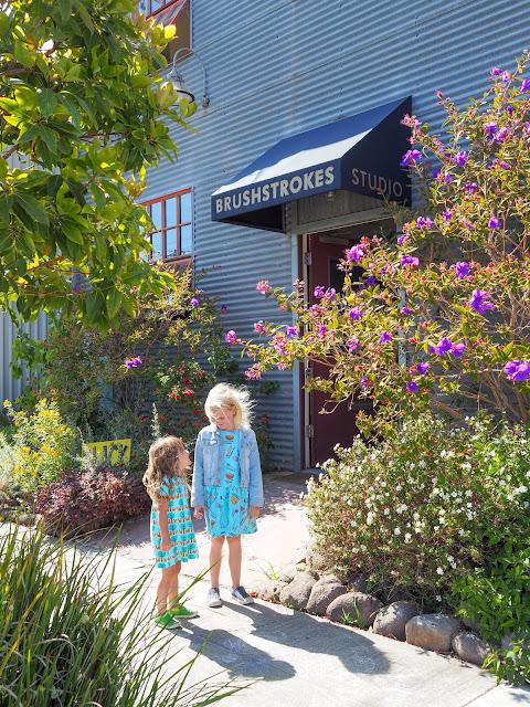 Brushstrokes Studio, Berkeley CA
