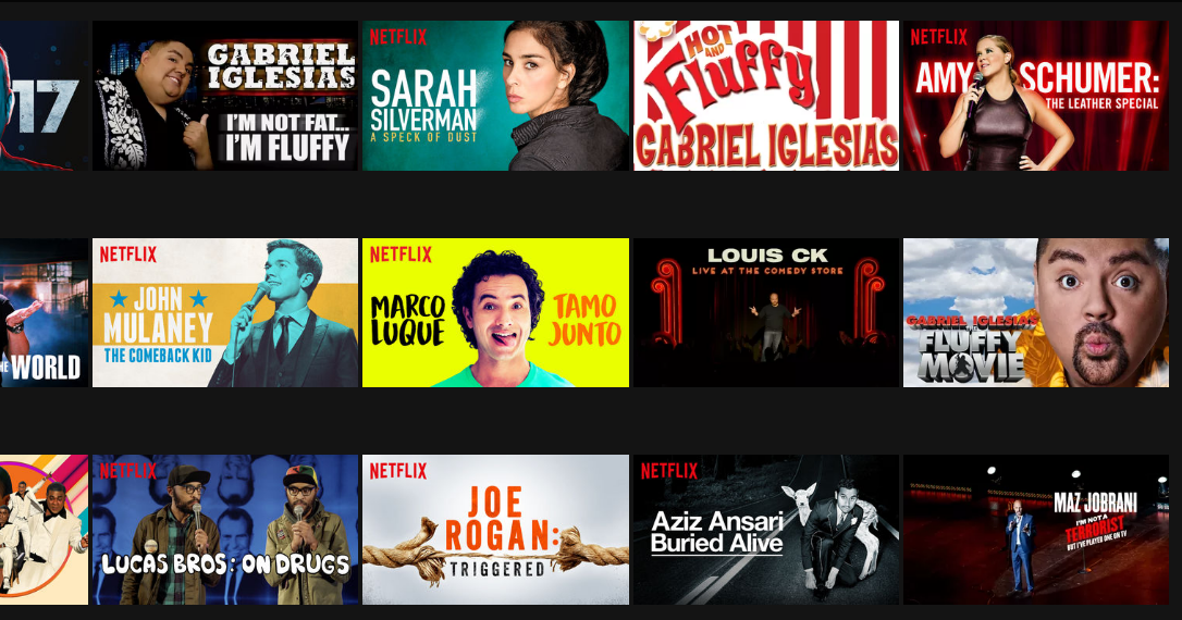stand up comedy on netflix snapped and scribbled. Black Bedroom Furniture Sets. Home Design Ideas