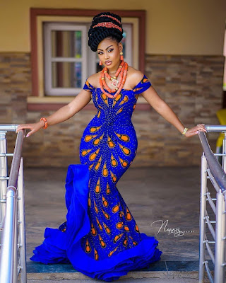 African Prints Latest Nigerian Ankara Styles for Wedding