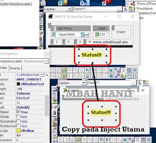 Proses Pembuatan Notifikasi Pada Inject Cara Membuat Notifikasi Status Pada Inject Tutorial Membuat Notifikasi Pemberitahuan Pada Inject