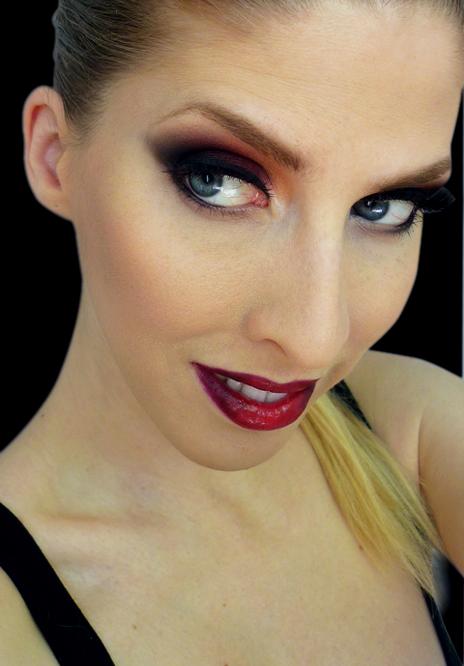 Prom 2012 Makeup: Naughty Or Nice