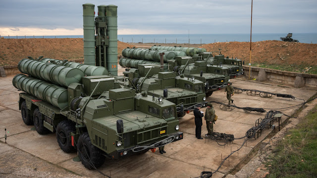 "Erdoğan: S-400 is a ""Done Deal"", Will Produce S-500 with Russians"