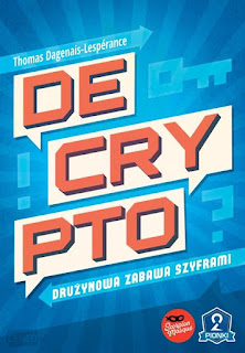 Decrypto - Thomas Dagenais-Lespérance