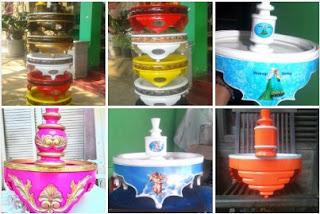 Harga Tebok Lovebird Polos di Yogyakarta