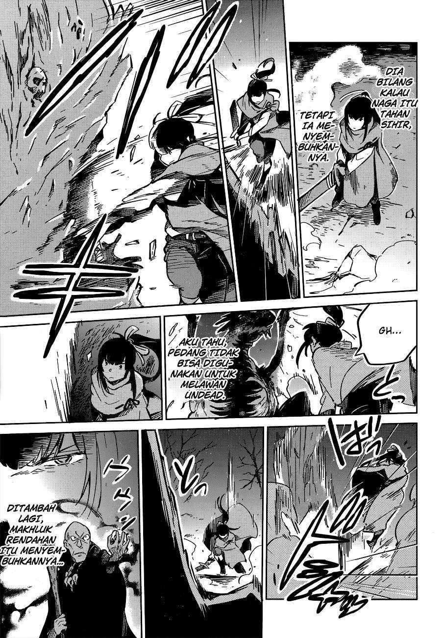 Baca Manga Overlord chapter 8 Bahasa Indonesia
