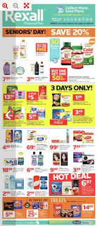 Rexall Weekly Flyer October 13 – 18, 2017